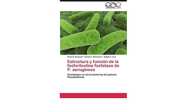 Estructura y función de la fosforilcolina fosfatasa de P ...