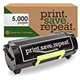 Print.Save.Repeat. Lexmark 500HG High Yield
