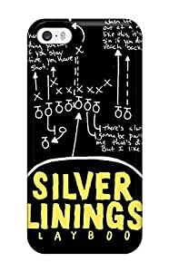 Iphone Cover Case - Silver Linings Playbook Protective Case Compatibel With Iphone 5/5s