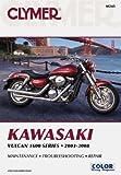 Kawasaki Vulcan 1600 Series 2003-2008 (Clymer Motorcycle Repair)
