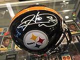 Hines Ward Signed Mini Helmet - JSA Certified - Autographed NFL Mini Helmets