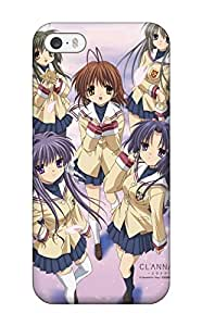 Hard Plastic Iphone 5/5s Case Back Cover,hot Clannad Case At Perfect Diy