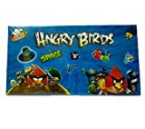 Kids Mandi™ Angry Birds Space & Rio 2 In 1 Family Strategy Board Game - Small Edition