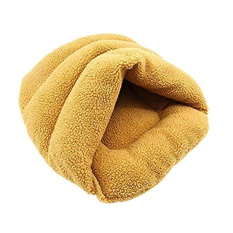 Roblue cestas para perros tipo de pantufla jaulas de gatos perros extraíble y lavable de peluche: Amazon.es: Productos para mascotas