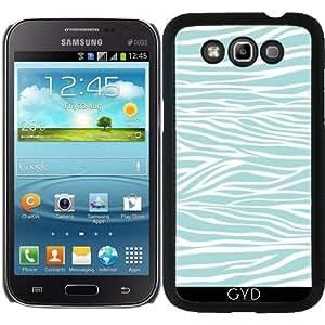 Funda para Samsung Galaxy Win GT-I8552 - El Estampado De Animales Azul 10 by Aloke Design
