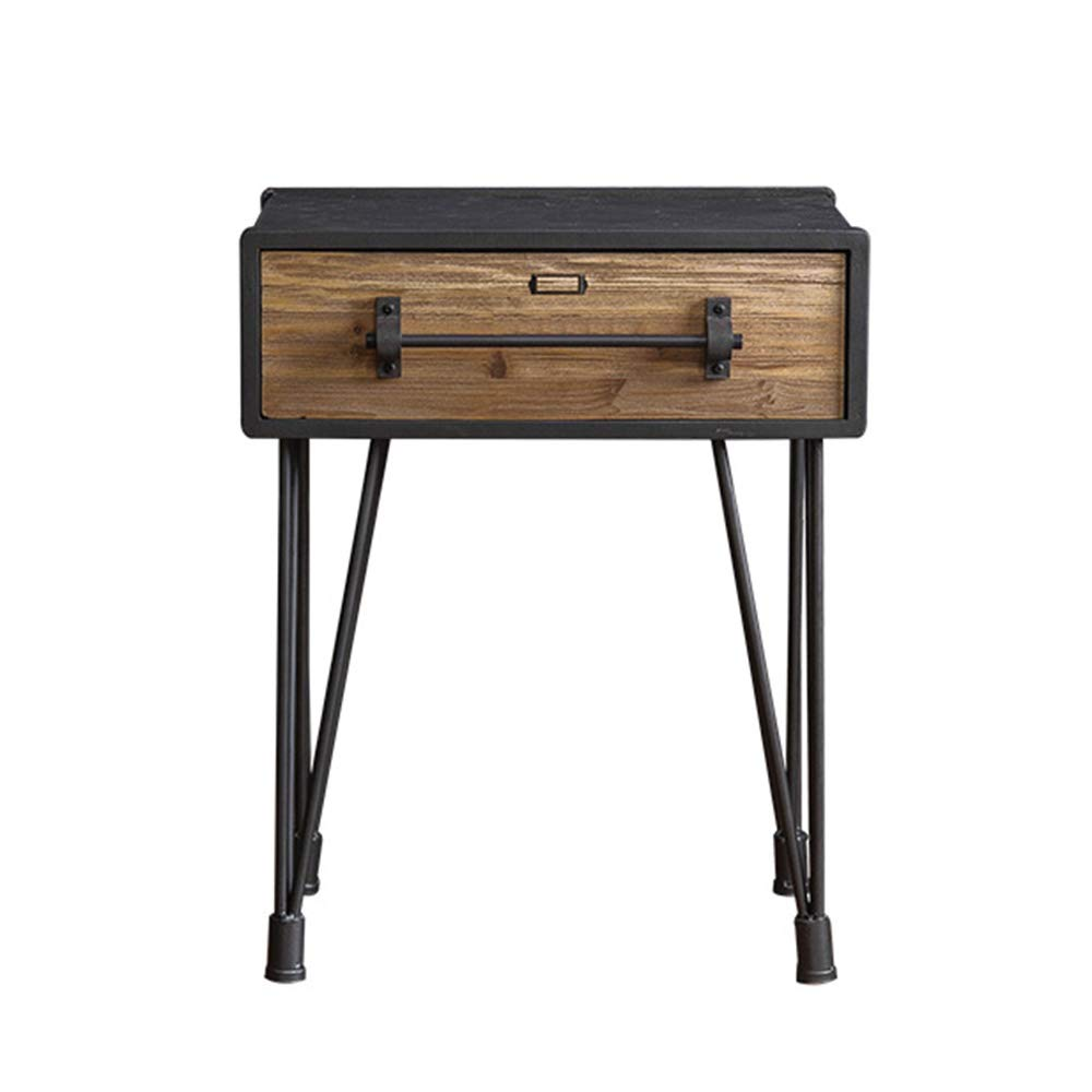 Amazon Com Zhirong Nightstand End Table With Drawer Side Table