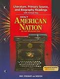 American Nation, Holt, Rinehart and Winston Staff, 0030654017
