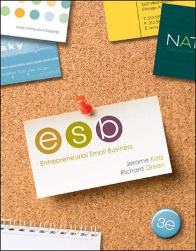 Entrepreneurial Small Business (Best Green Business Ideas)