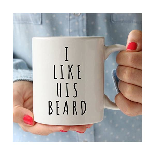 I-Like-His-Beard-I-Like-Her-Butt-Couples-Funny-Coffee-Mug-Set-11oz-Unique-Wedding-Gift-For-Bride-and-Groom-His-and-Hers-Anniversary-Present-Husband-and-Wife-Engagement-Gifts-For-Him-and-Her