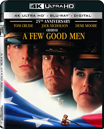 4K Blu-ray : A Few Good Men (With Blu-Ray, 4K Mastering, Dolby, Subtitled, 2PC)