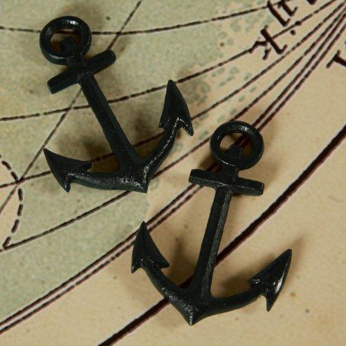 HomArt-Cast-Iron-Anchor-Black