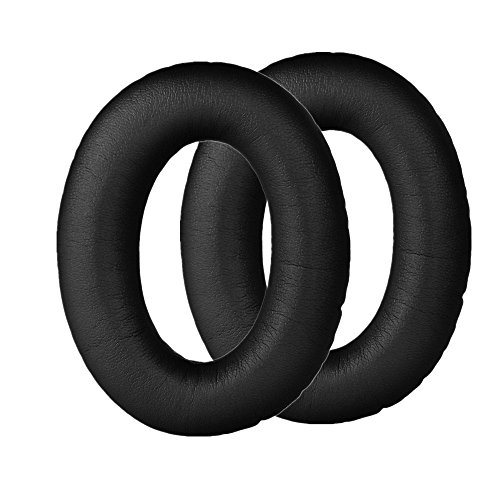 Replacement Earpads, Mudder 2 Pieces Foam Ear Pad – Cushion Repair for Bose Quietcomfort 2/ 15/ 25, Ae2, Ae2i – Black