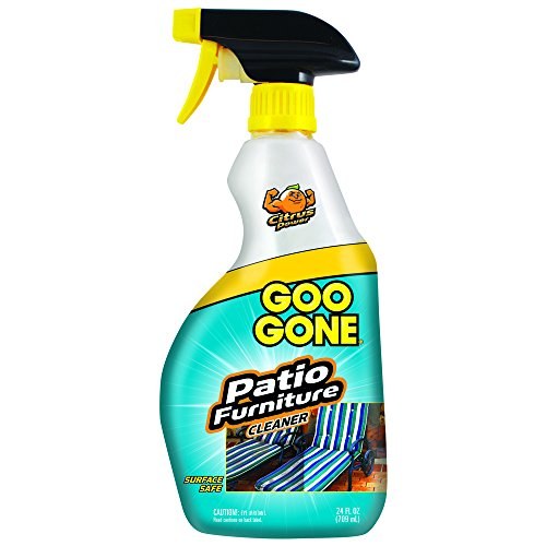 Goo Gone Patio Furniture Cleaner 24 Fl Oz Outdoor Outdoor Seating Outdoor Chairs