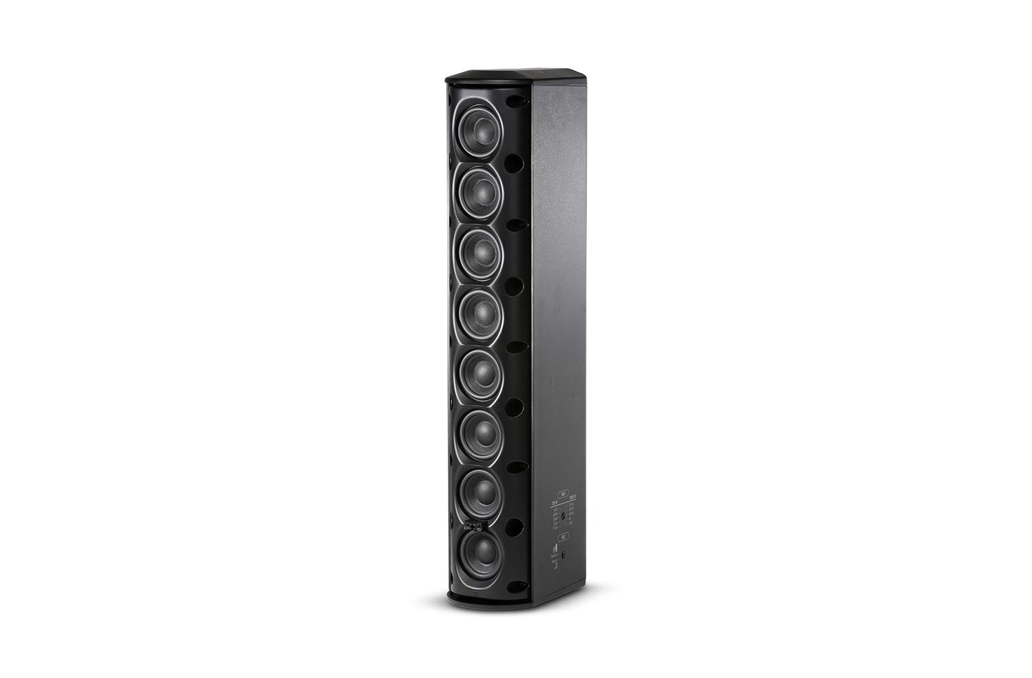 JBL Professional CBT 50LA-1 Compact Line Array Column Speaker with 8 2-Inch Drivers, 20-Inches Tall, Black