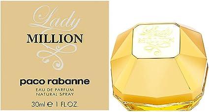 Oferta amazon: Paco Rabanne Lady Million Agua de perfume Vaporizador 30 ml