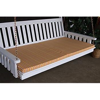 Amazon.com: A & L Furniture Sundown Agora - Columpio para ...