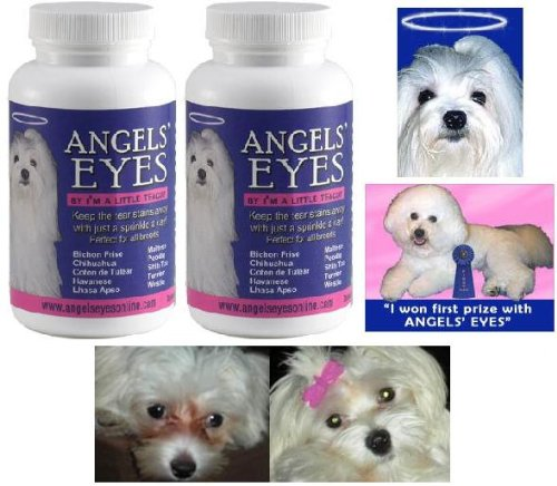 Angels Eyes Dog Tear Stain Remover 480 gram Chicken, My Pet Supplies