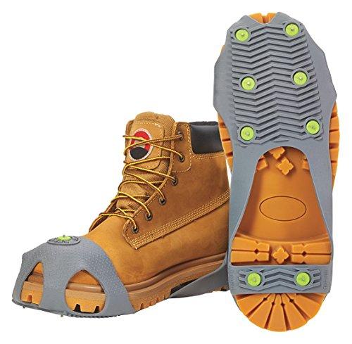 Winter Walking Womens TPU Shoe Studs, Gray, Size 4-1/2 to 6-1/2 4-1/2 to 6-1/2 Gray TPU JD510-XS - 1 Each