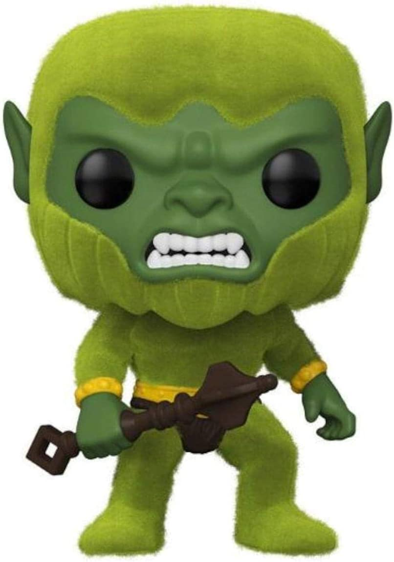 Funko Pop! Animation: Masters Of The Universe | Moss Man (Toys R Us) Exclusive Flocked Vinyl Figure # 568