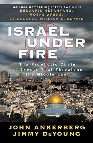 Israel Under Fire  The Prophetic Chain Of Events That Threatens The Middle East