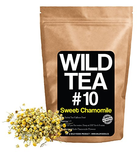 Chamomile Wild Foods Organically Egyptian product image
