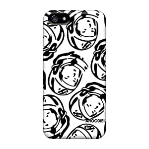 Durable Hard Cell-phone Case For Iphone 5/5s With Provide Private Custom High-definition Billionaire Boys Club Pattern AlissaDubois