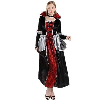 Sijux Las Mujeres de Halloween Bruja Diablo Disfraz Fiesta ...