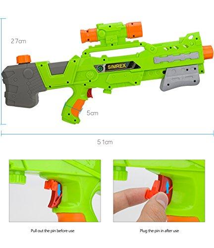 SIMREX 528 Water Guns Fun Soakers & Blasters hobby Hobbies toys.