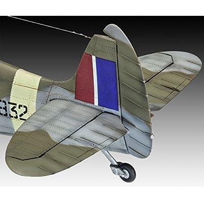 Revell 03927 Spitfire Mk. IXC Building Kit: Toys & Games