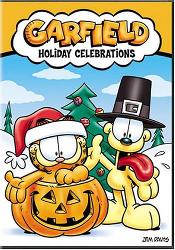 Garfield: Holiday Celebrations (Garfield's Halloween Adventure / Garfield's