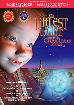 Amazon.com: The Littlest Light on the Christmas Tree: Voices of Jane ...