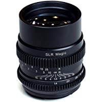 SLR Magic Cine 75mm F/1.4 Lens for Sony E-Mount