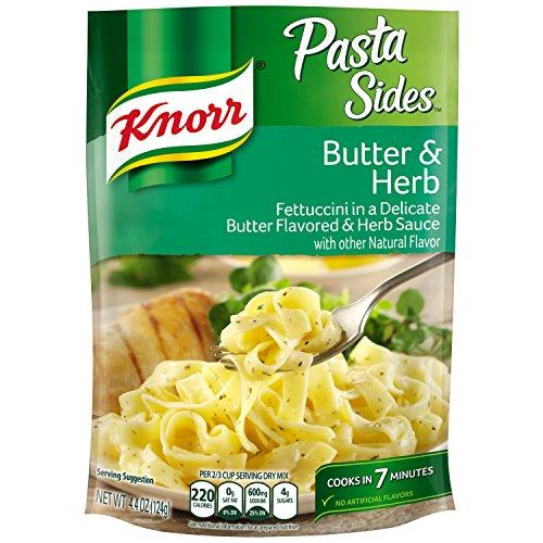 Herb Butter Pasta - 2
