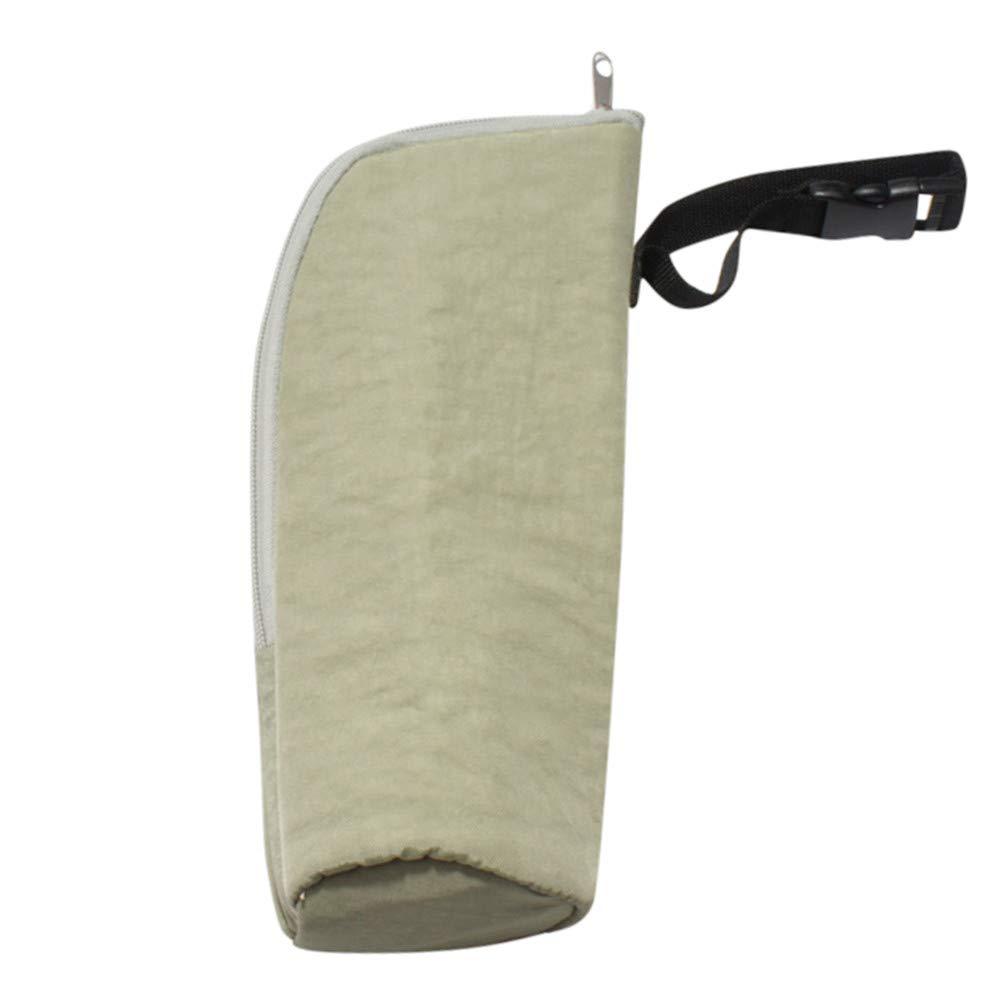 iLXHD Baby Milk Bottle Insulation Bag Feeding Bottle Warmer Thermal Cooler Cover Hang