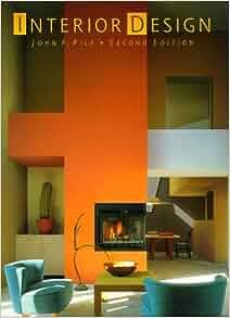 Interior Design 2nd Edition 9780810934634 John F Pile Books