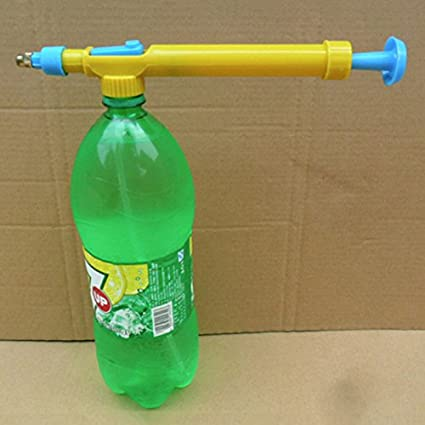 2151c79ba18f Amazon.com : Secologo Mini Toy Guns Juice Bottles Interface Plastic ...