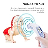 Forehead Thermometer, JDDZ Non-Contact Infant