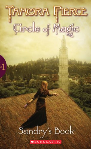Book Cover: Sandry's book