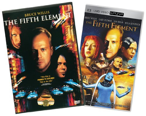 The Fifth Essential DVD/The Fifth Element UMD