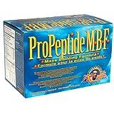 Dorian Yates ProPeptide M.B.F. Mass Building Formula, Chocolate Malt, 80-Ounce Plastic Jar