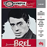 BREL, JACQUES - OLYMPIA 61 & 64