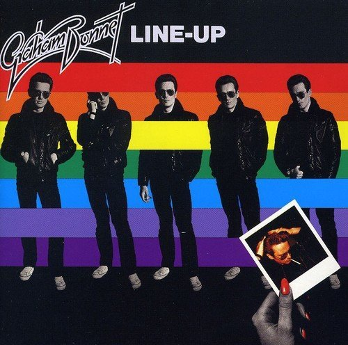 Line Up by Graham Bonnet (2004-05-11)