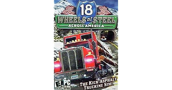 18 wheels of steel across america no-cd crack