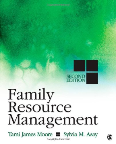 Family Resource Management