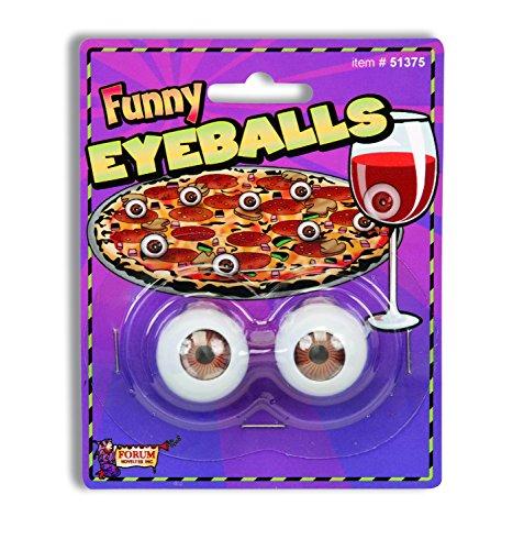 Floating Eyeballs (Lot of 6)