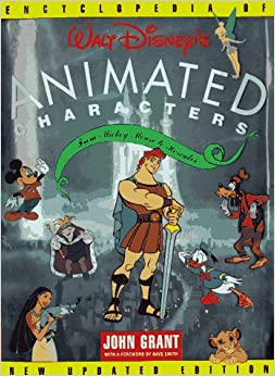 Encyclopedia of Walt Disney's Animated Characters: From ...