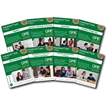 Manhattan Prep GRE Set of 8 Strategy Guides, 3rd Edition (Instructional Guide/Strategy Guide)