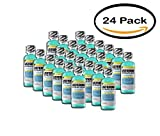 PACK OF 24 - Listerine Ultra Clean Antiseptic Arctic Mint Mouthwash - 3.2 Oz