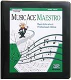 Harmonic Vision Music Ace Maestro Educator Edition - single computer license