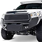 2014 tundra grill - E-Autogrilles Rivet Stainless Steel Wire Mesh Grille for 14-18 Toyota Tundra